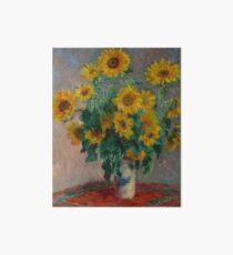 Sunflowers Art Board