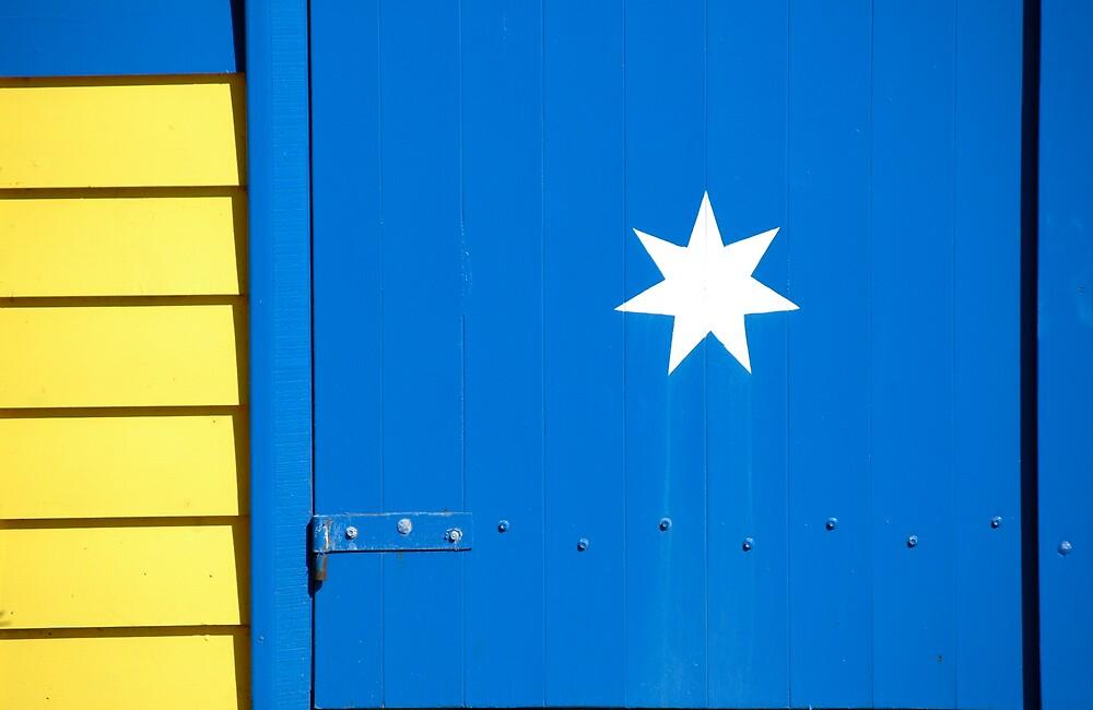 Federation Star by Roslyn Slater