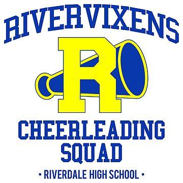 The North Side Cheerleading Squad by typogenix