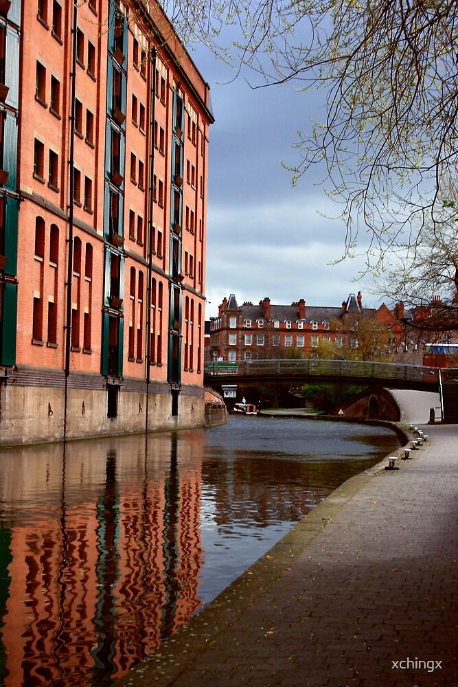 Canal by Crystal Nunn