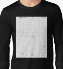 USGS TOPO Map Illinois IL Warrensburg 20120816 TM T-Shirt