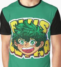 Plus Ultra Deku Graphic T-Shirt