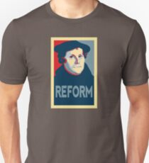 Luther REFORM Unisex T-Shirt