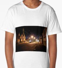 Launceston Nightscape Long T-Shirt