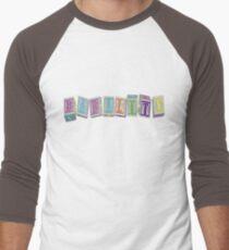 Babality! Men's Baseball ¾ T-Shirt