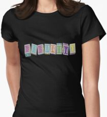 Babality! Women's Fitted T-Shirt