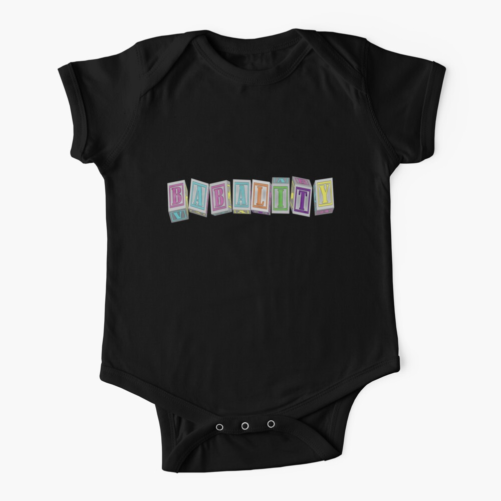 Babality! Baby One-Piece