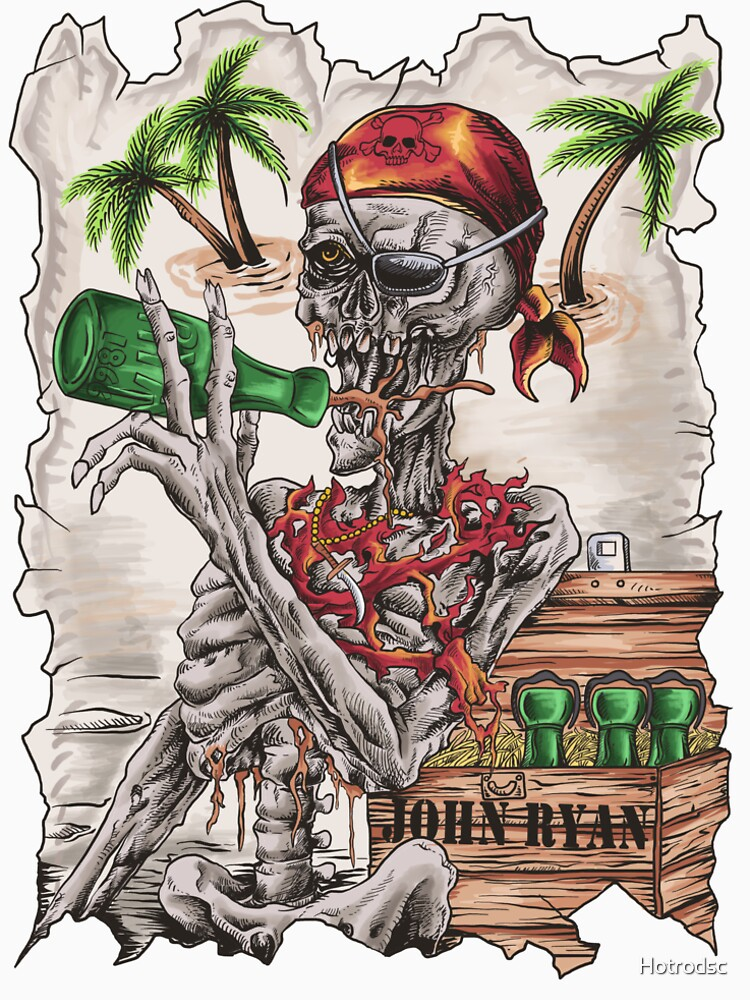 Pirate zombie map by Hotrodsc
