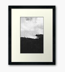 Exploire Framed Print