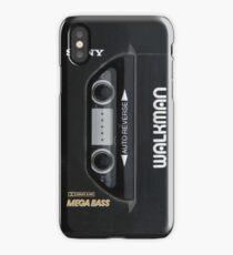walkman iPhone Case/Skin