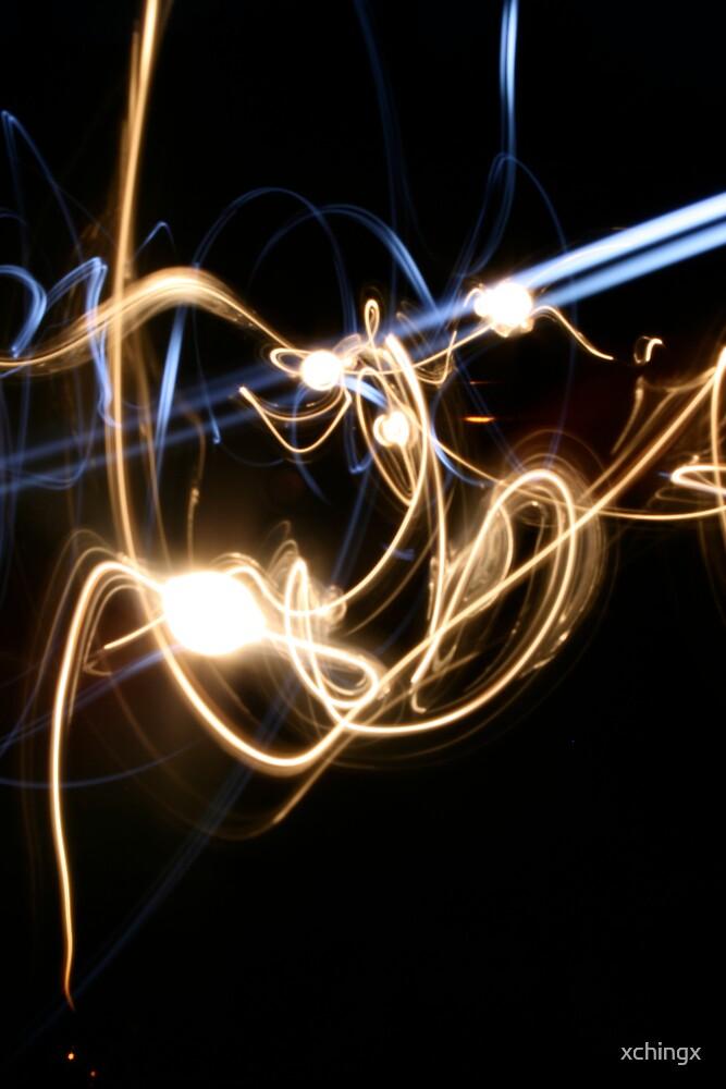 Light Work 5 by Crystal Nunn
