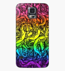 90s Cool Kid Tentacles V2 Case/Skin for Samsung Galaxy