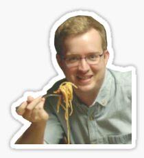 Some spagetti? Sticker