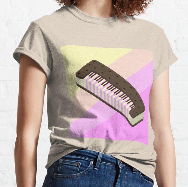 Ice cream Sandwich Keyboard Classic T-Shirt