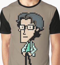 Otacon Sprite - Metal Gear Solid 2 / Sons of Liberty Graphic T-Shirt