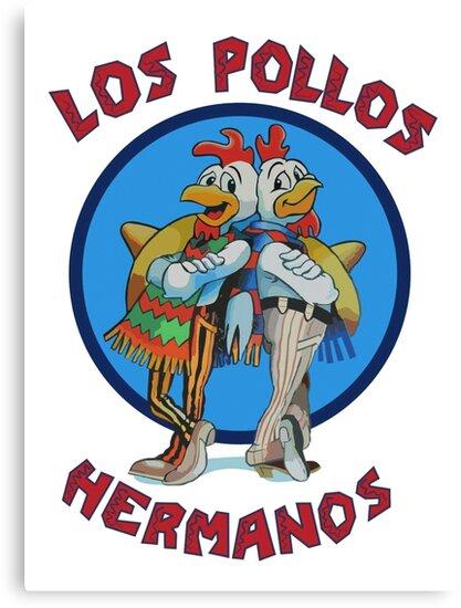breaking bad - the los pollos hermanos by sopupen