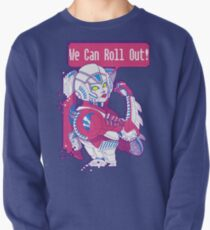 Arcee - We Can Roll OUT! Pullover