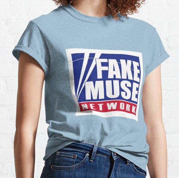 FFFake Fake Muse network Classic T-Shirt