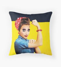 Rupaul's Drag Race - Season 6 - Bianca del Rio Throw Pillow