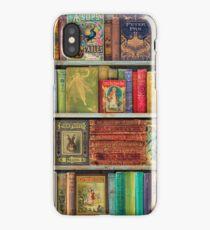 A Daydreamer's Book Shelf iPhone Case/Skin