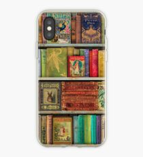 A Daydreamer's Book Shelf iPhone Case