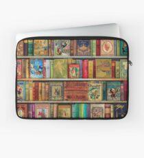 Das Bücherregal eines Daydreamer Laptoptasche
