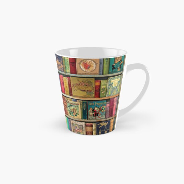 A Daydreamer's Book Shelf Tall Mug