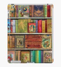 A Daydreamer's Book Shelf iPad Case/Skin