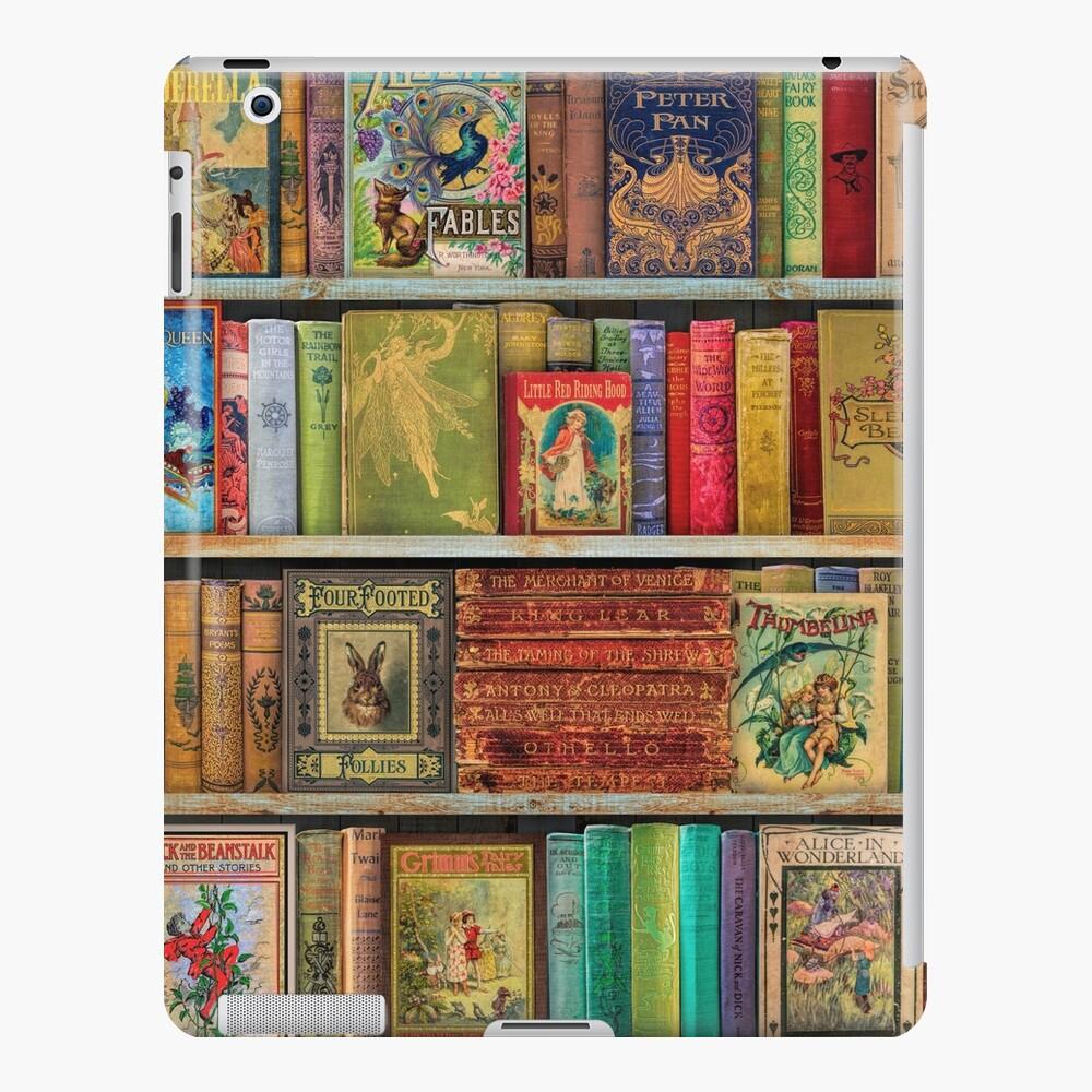 A Daydreamer's Book Shelf iPad Case & Skin