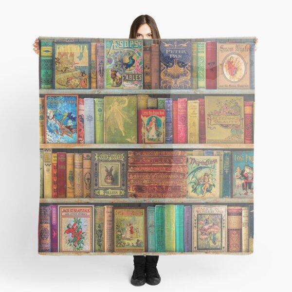 El estante del libro de un soñador Pañuelo
