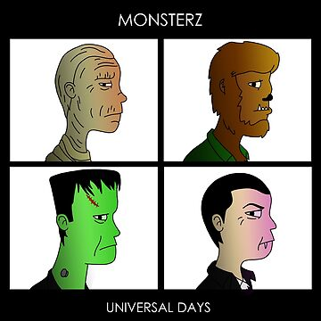 Monsterz Universal Days by Charlie8090