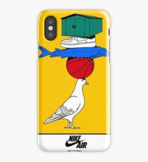 Andrey Kasay - Air Force 1 iPhone Case/Skin