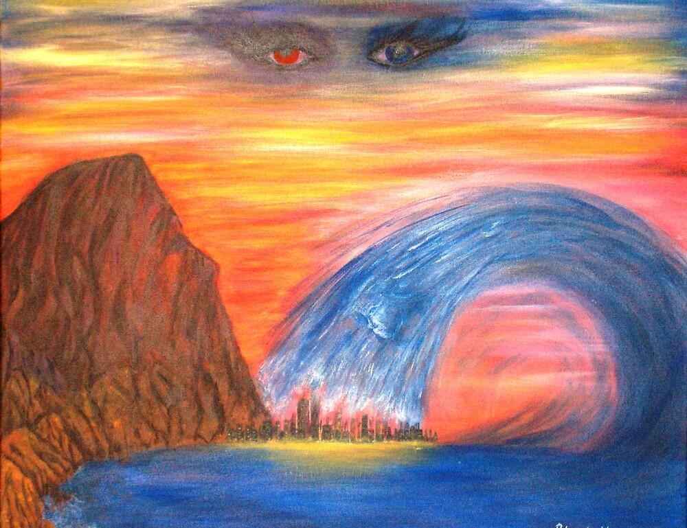 EARTH CHANGES by Rhonda Harman