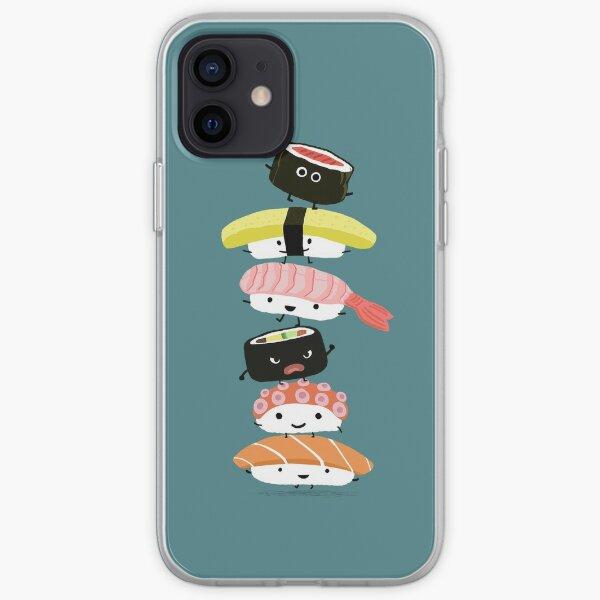 Sushi Stack iPhone Soft Case