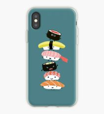 Sushi Stack iPhone Case