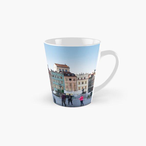 Old town bubbles - Warsaw Poland Tall Mug