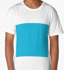 Penguin Pattern Long T-Shirt
