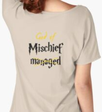 God of Mischief Women's Relaxed Fit T-Shirt