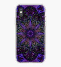 Fractal Mandala iPhone Case