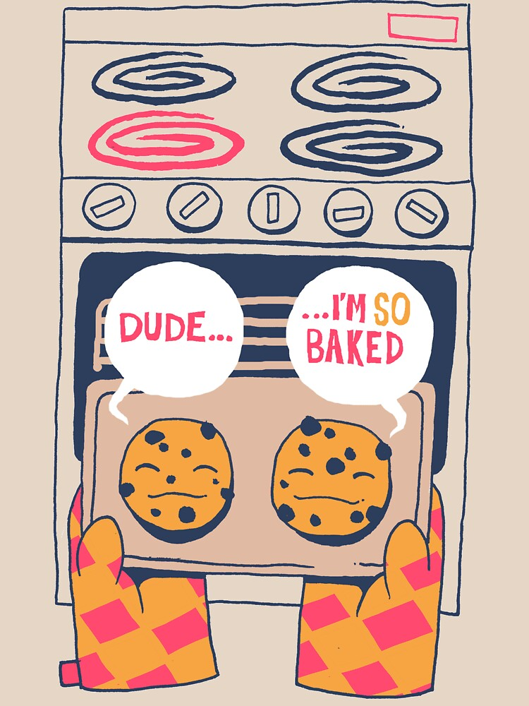 Baked Cookies by Maxaphone