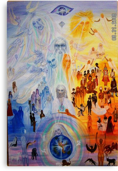THE FAMILY OF DIVINITY - THE GODDESS ON EARTH by Rhonda Harman