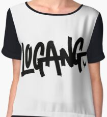 Logang - Logan Paul Women's Chiffon Top
