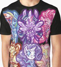 My Little Pony FiM Chibis Graphic T-Shirt