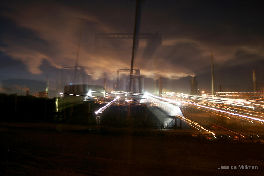 Steelworks by Jessica Millman
