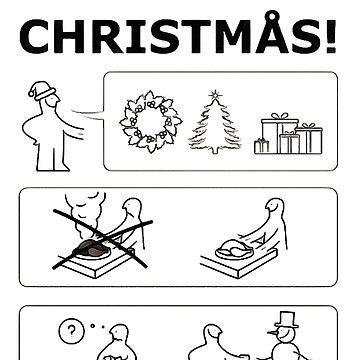 christmas by malikdani