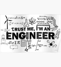Engineer Humor Poster