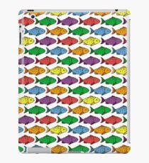 Rainbow Fishes iPad Case/Skin