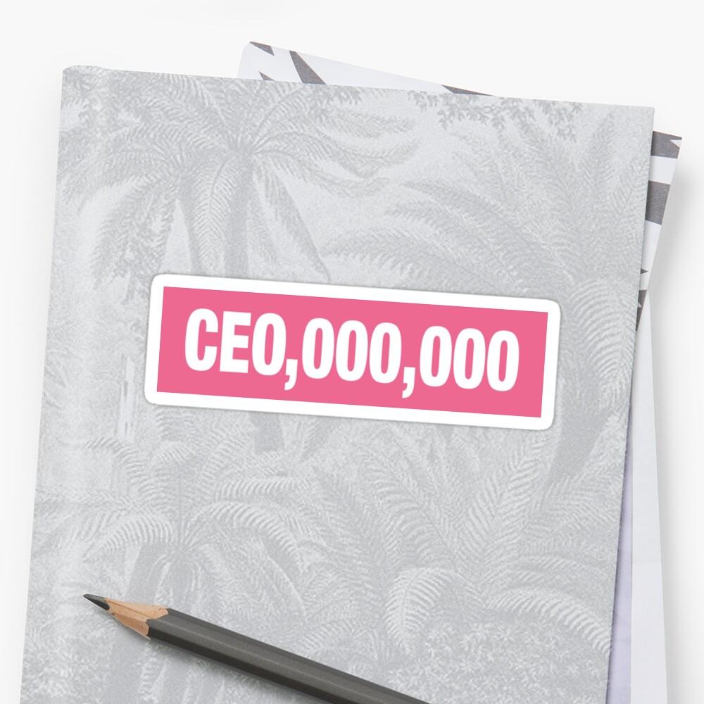 CEO GIRL BOSS by uyenvickyvo