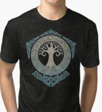 Camiseta de tejido mixto YGGDRASIL.TREE OF LIFE.