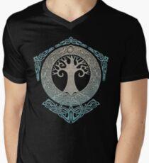 YGGDRASIL.TREE OF LIFE. V-Neck T-Shirt